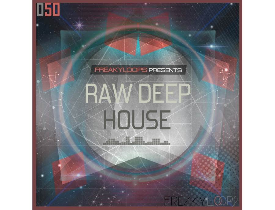 Freaky Loops Raw Deep House