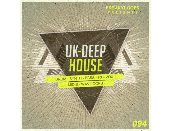 Freaky Loops UK Deep House