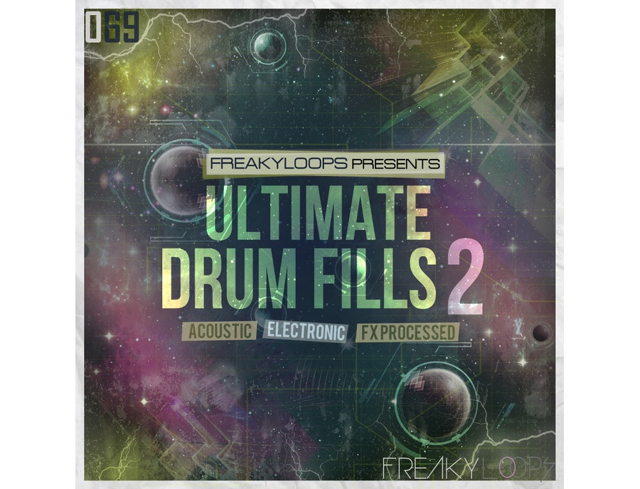 Freaky Loops Ultimate Drum Fills 2