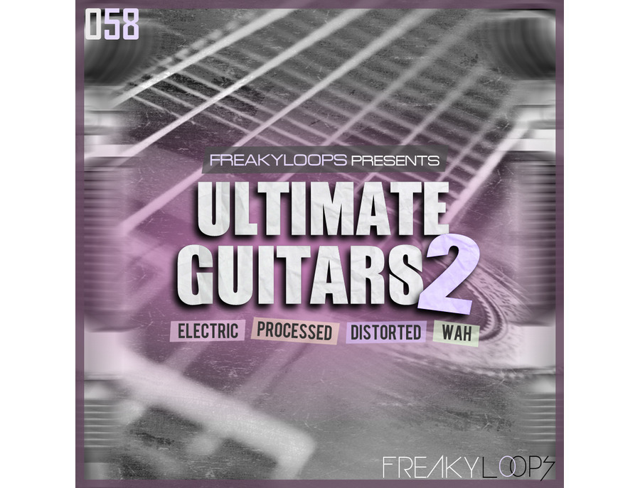 Freaky Loops Ultimate Guitars 2