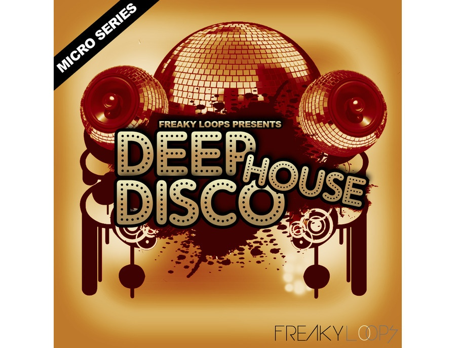 Freaky Loops Deep Disco House