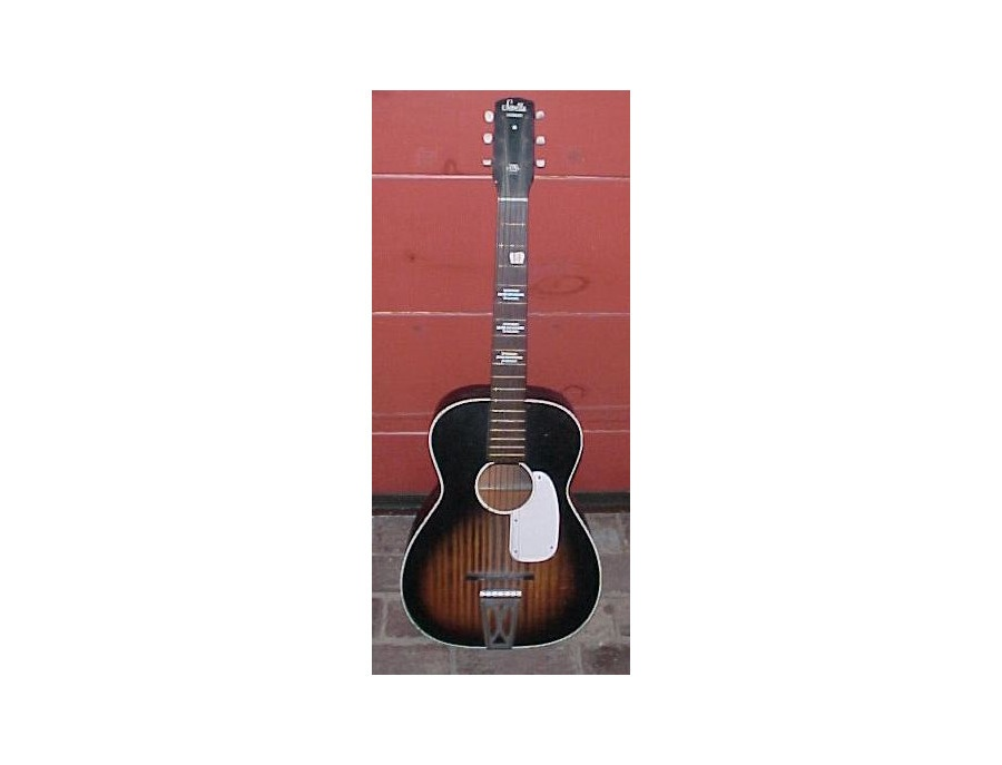 Harmony Stella H929 Acoustic Guitar