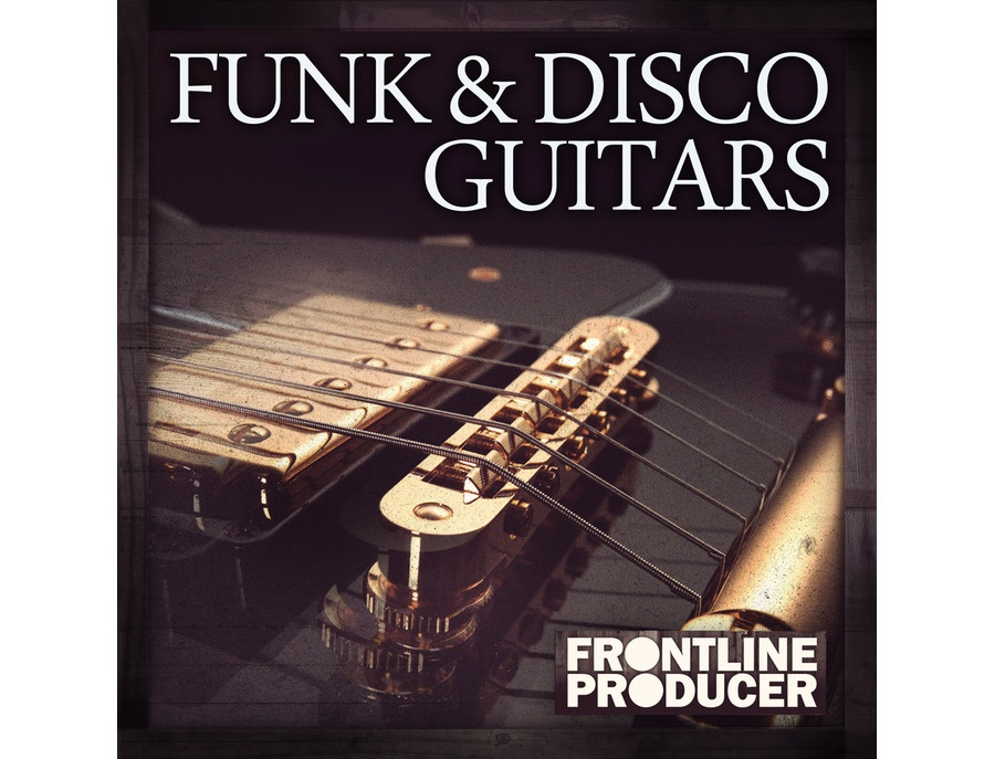 Frontline Producer Funk & Disco Guitars