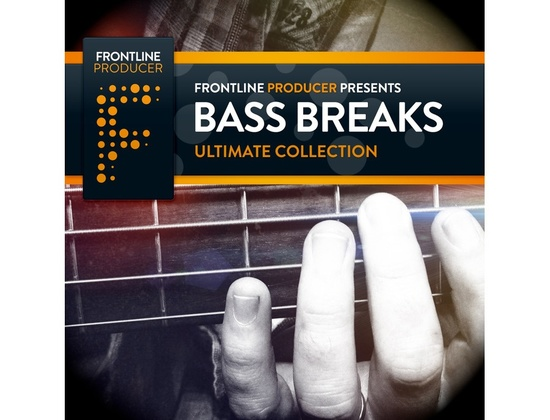 Frontline Producer Bass Breaks - Ultimate Collection