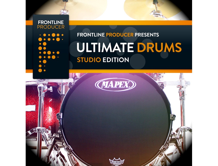 Frontline Producer Ultimate Drums - Studio Edition