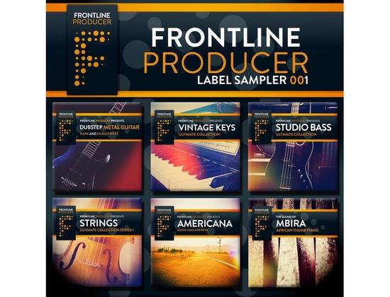 Frontline Producer Label Sampler