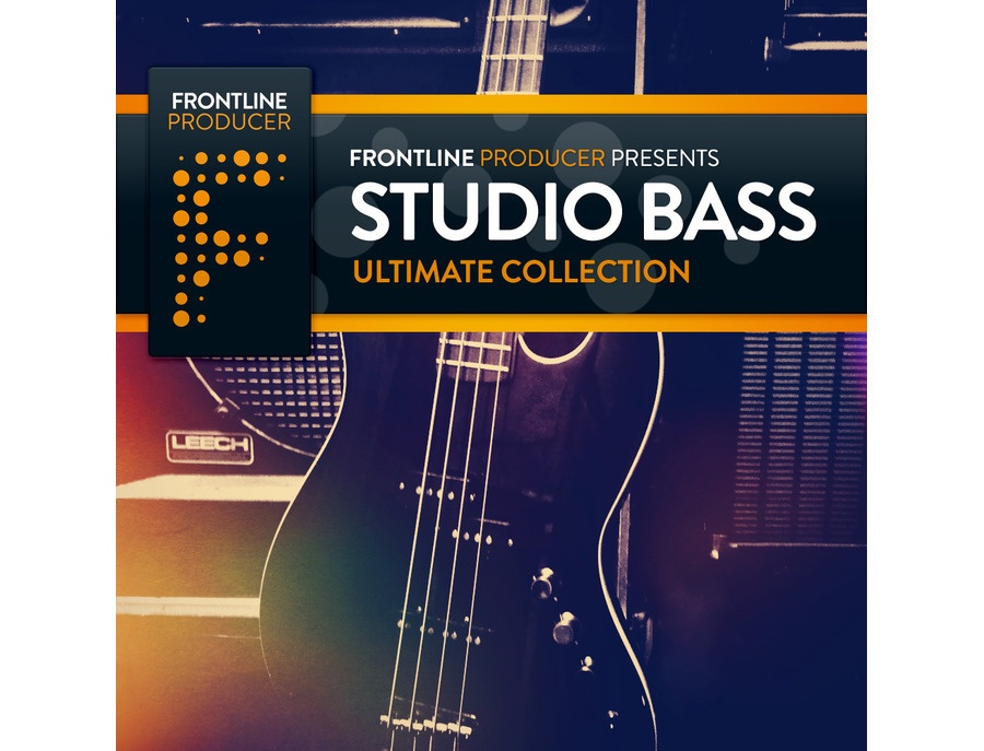 Frontline Producer Studio Bass Ultimate Collection
