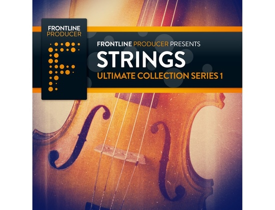 Frontline Producer Strings Ultimate Collection