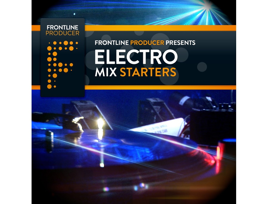 Frontline Producer Electro - Mix Starters