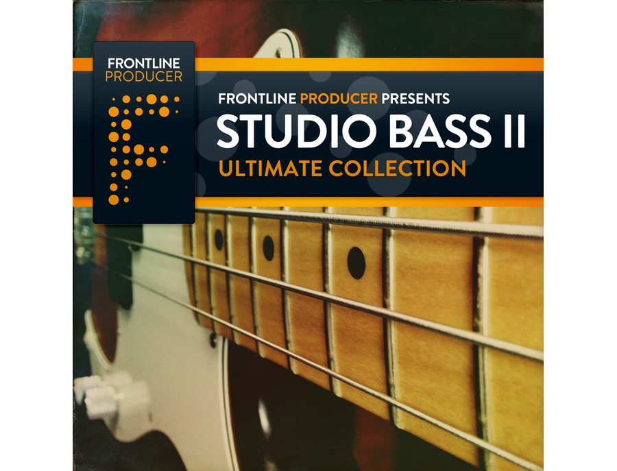 Frontline Producer Studio Bass II - Ultimate Collection