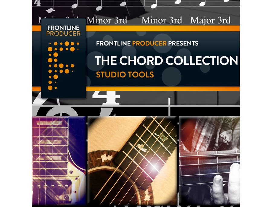 Frontline Producer The Chord Collection - Studio Tools