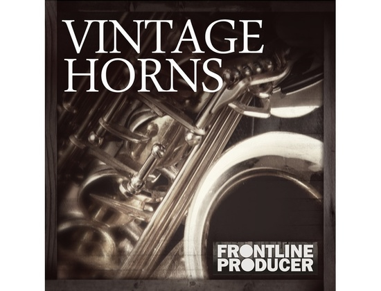 Frontline Producer Vintage Horns - Ultimate Collection