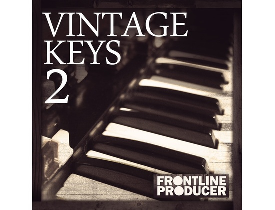 Frontline Producer Vintage Keys Ultimate Collection 2