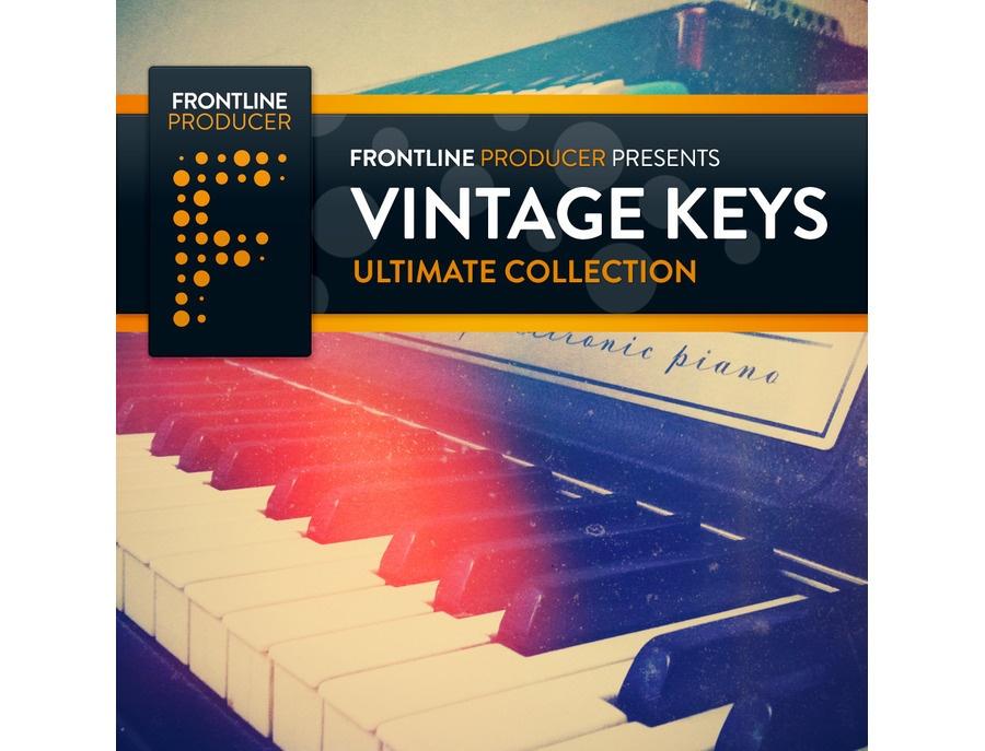 Frontline Producer Vintage Keys Ultimate Collection