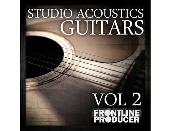 Frontline Producer Studio Acoustics Guitars Vol 2