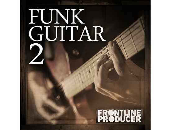 Frontline Producer Funk Guitar - Chips & Chops 2