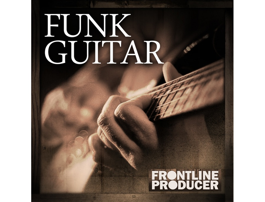 Frontline Producer Funk Guitar - Chips n Chops