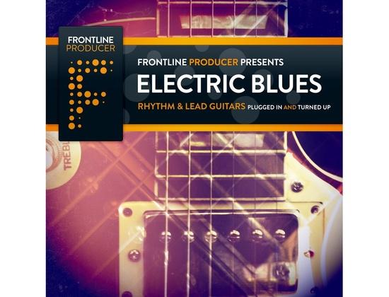 Frontline Producer Electric Blues - Rhythm & Lead Guitars