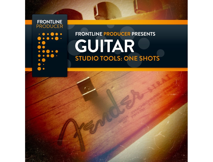 Frontline Producer Guitar One Shots