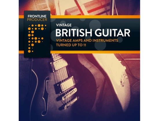 Frontline Producer Vintage British Guitars
