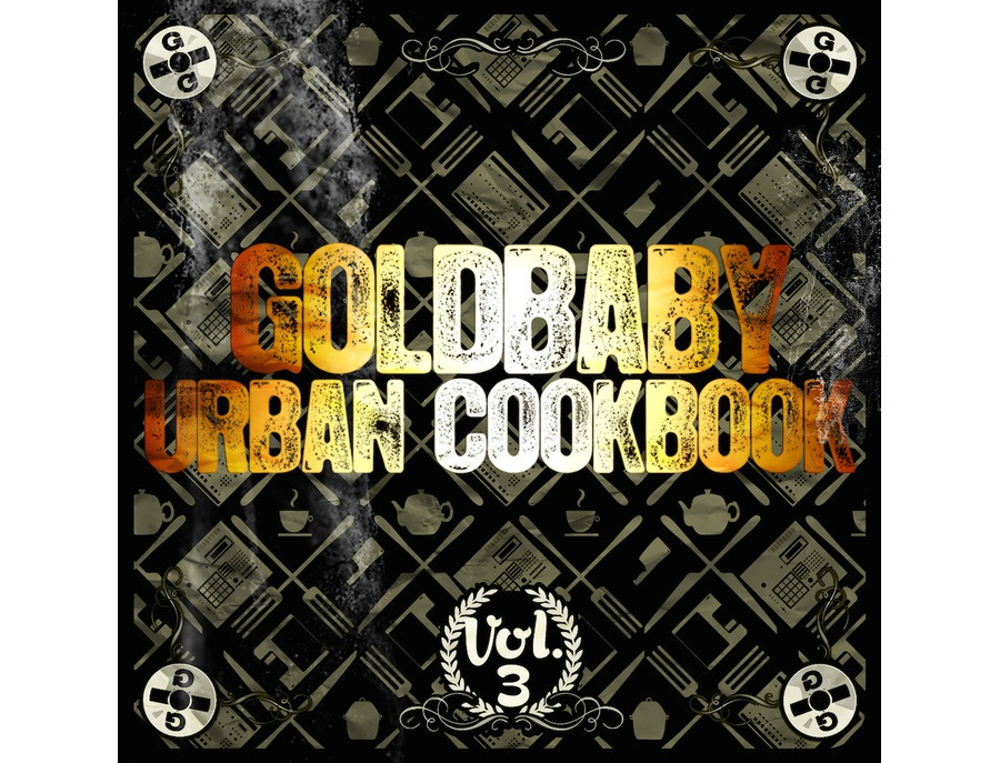 GoldBaby Urban Cookbook Vol. 3