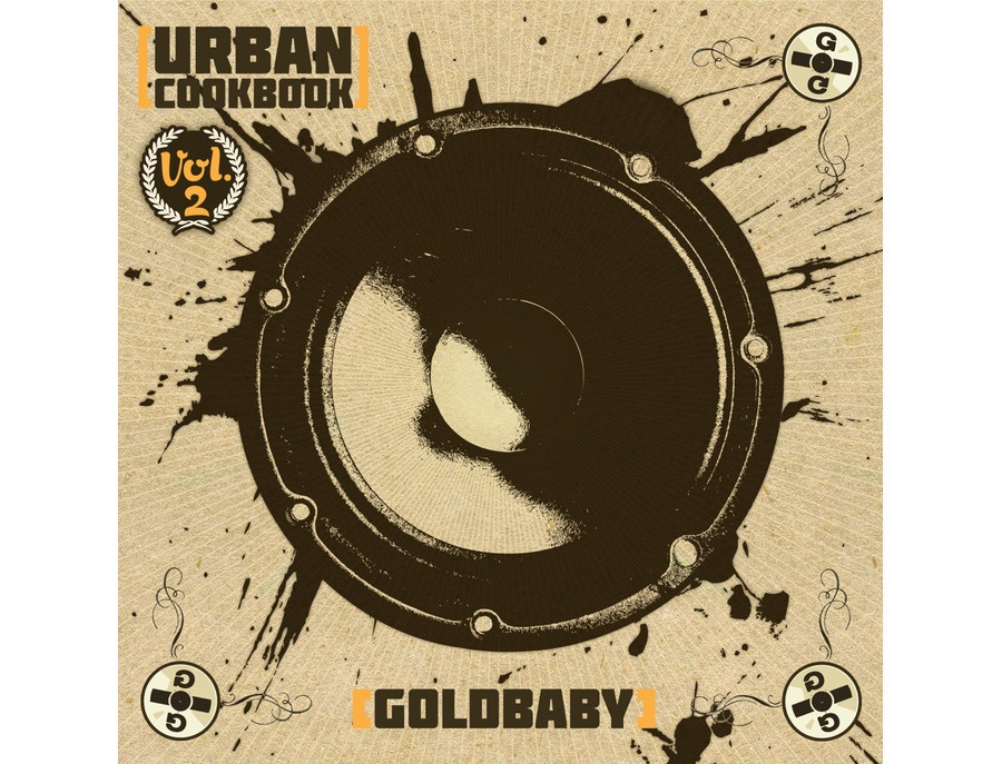 GoldBaby Urban Cookbook Vol. 2