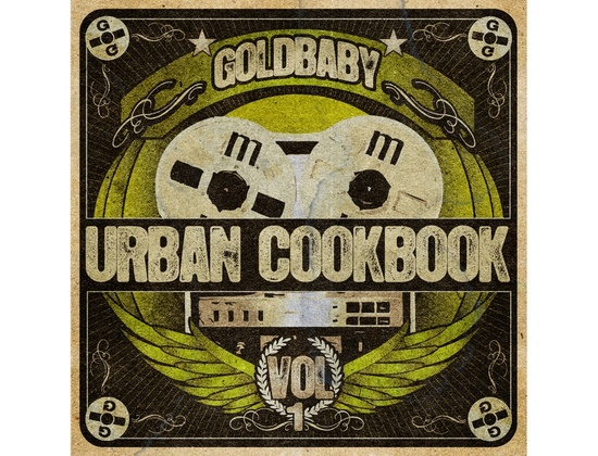 GoldBaby Urban Cookbook Vol. 1