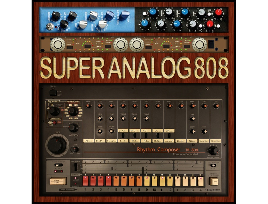 GoldBaby Super Analog 808
