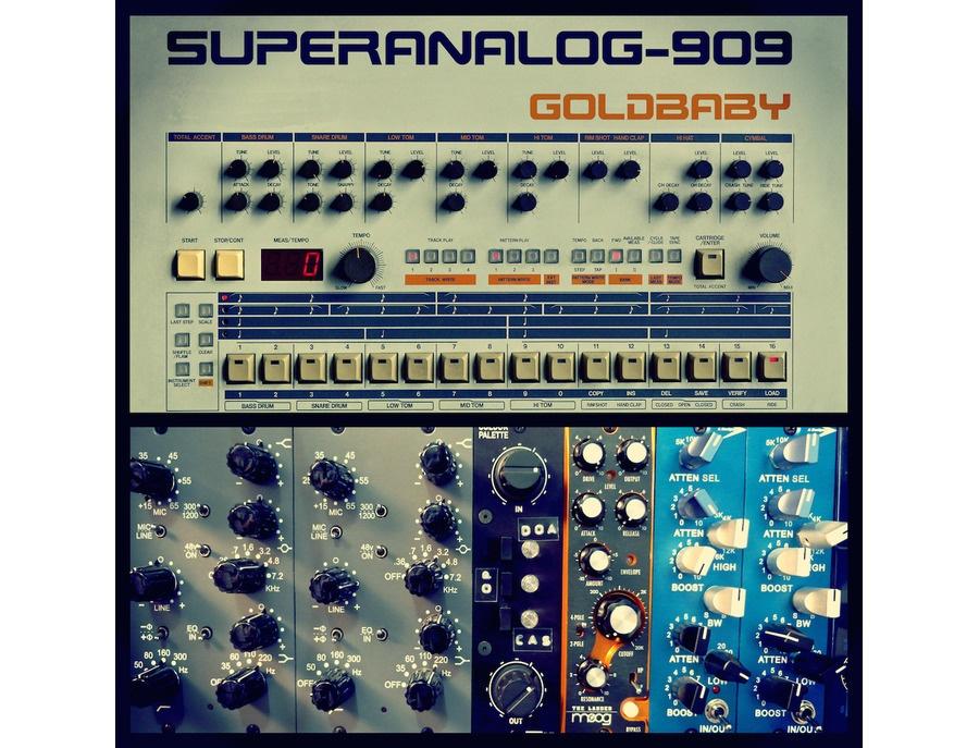 GoldBaby Super Analog 909