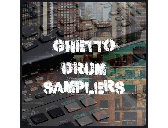GoldBaby Ghetto Drum Samplers