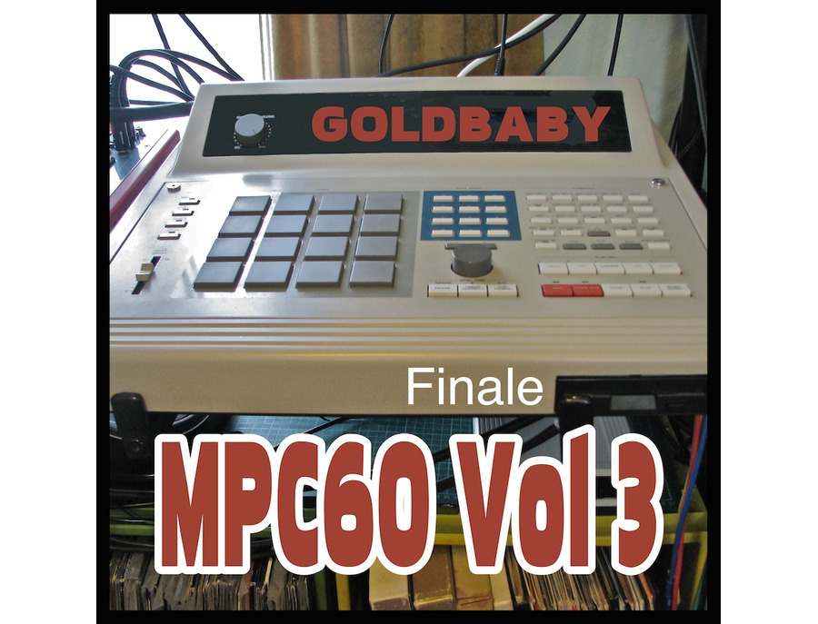 GoldBaby MPC 60 Vol3