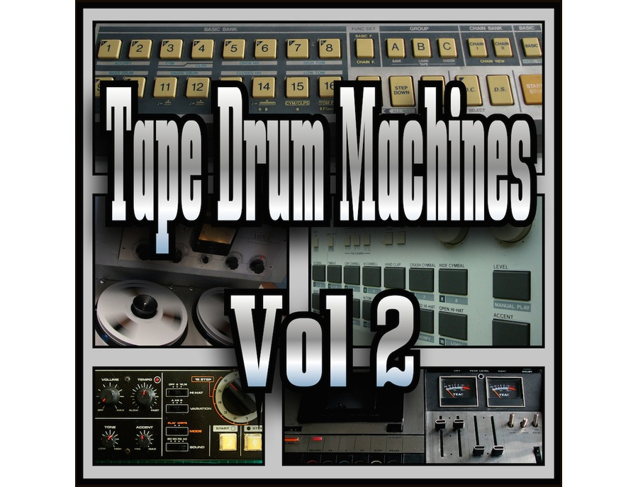 GoldBaby Tape Drum Machines Vol2