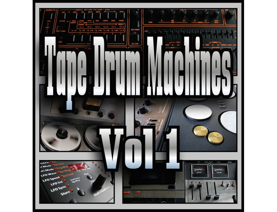 GoldBaby Tape Drum Machines Vol1