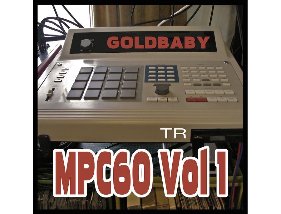 GoldBaby MPC60 Vol. 1 (TR)