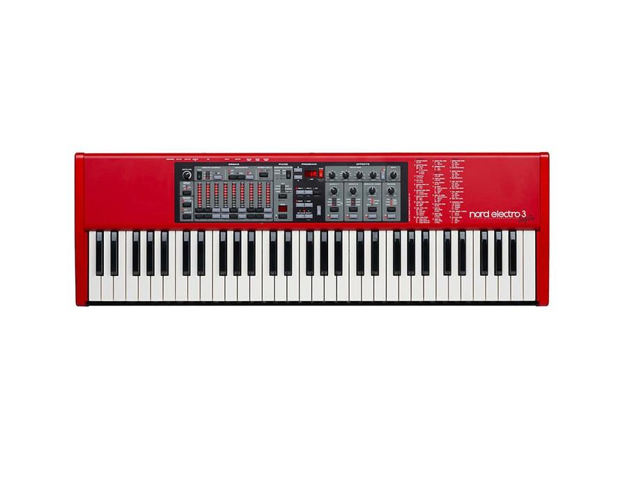 Clavia nord electro 3 61 key keyboard xl
