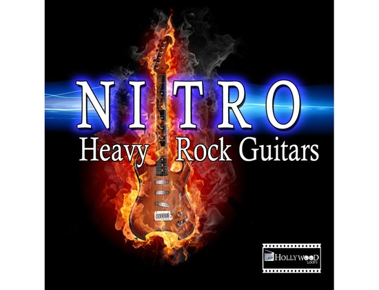 Hollywood Loops Nitro - Heavy Rock Guitars
