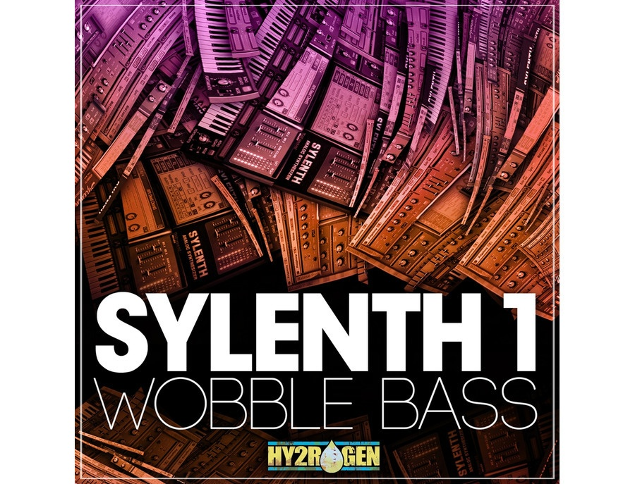 HY2ROGEN Sylenth1 Wobble Bass