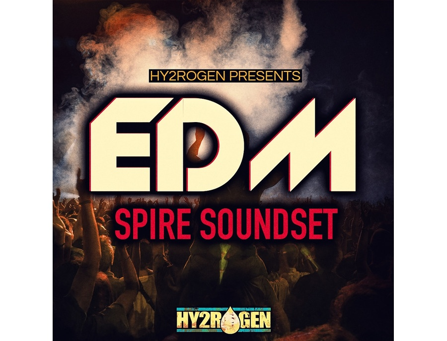 HY2ROGEN EDM Spire Soundset