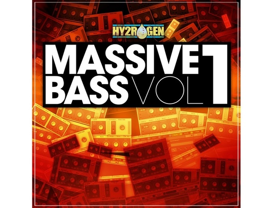 HY2ROGEN Massive Bass Vol. 1