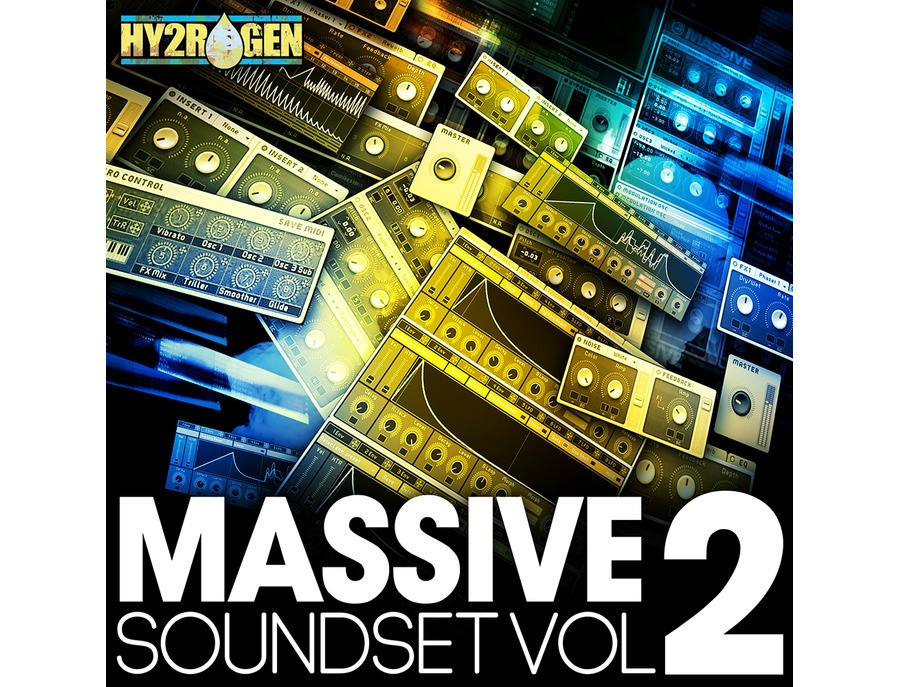HY2ROGEN Massive Soundset Vol.2