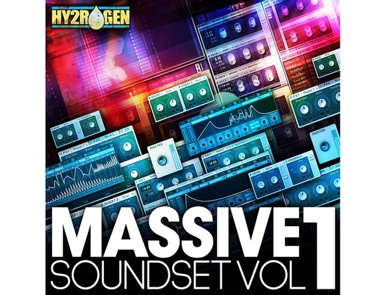 HY2ROGEN Massive Soundset Vol.1