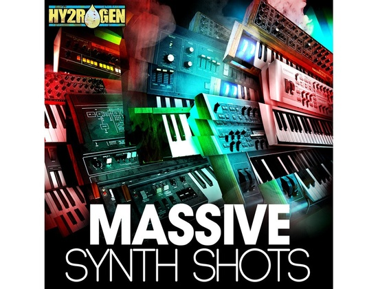 HY2ROGEN Massive Synth Shots Vol.1
