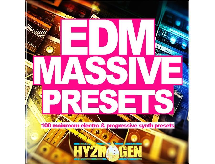 HY2ROGEN EDM Massive Presets