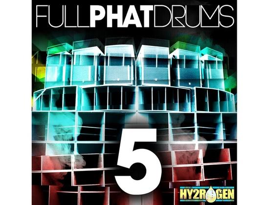 HY2ROGEN Full Phat Drums 5
