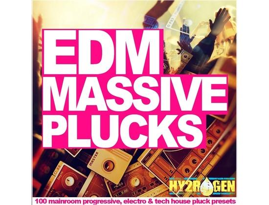 HY2ROGEN EDM Massive Plucks