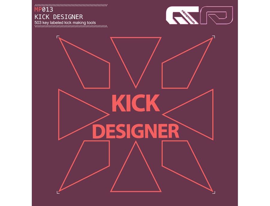 HY2ROGEN Kick Designer