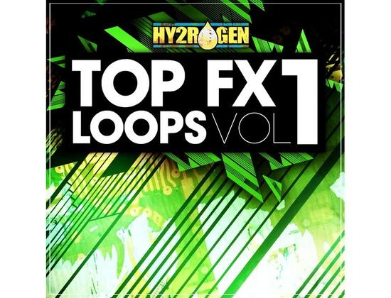 HY2ROGEN Top FX Loops Vol 1