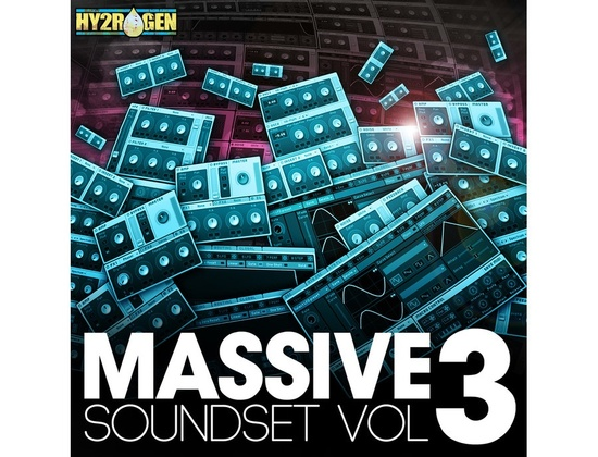 HY2ROGEN Massive Soundset Vol.3