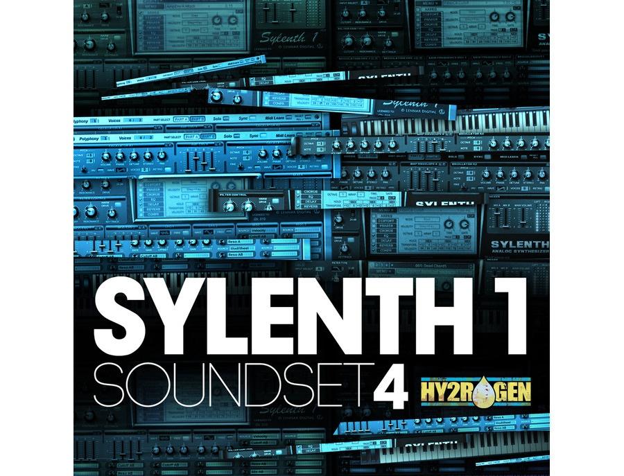 HY2ROGEN Sylenth1 Soundset Vol.4