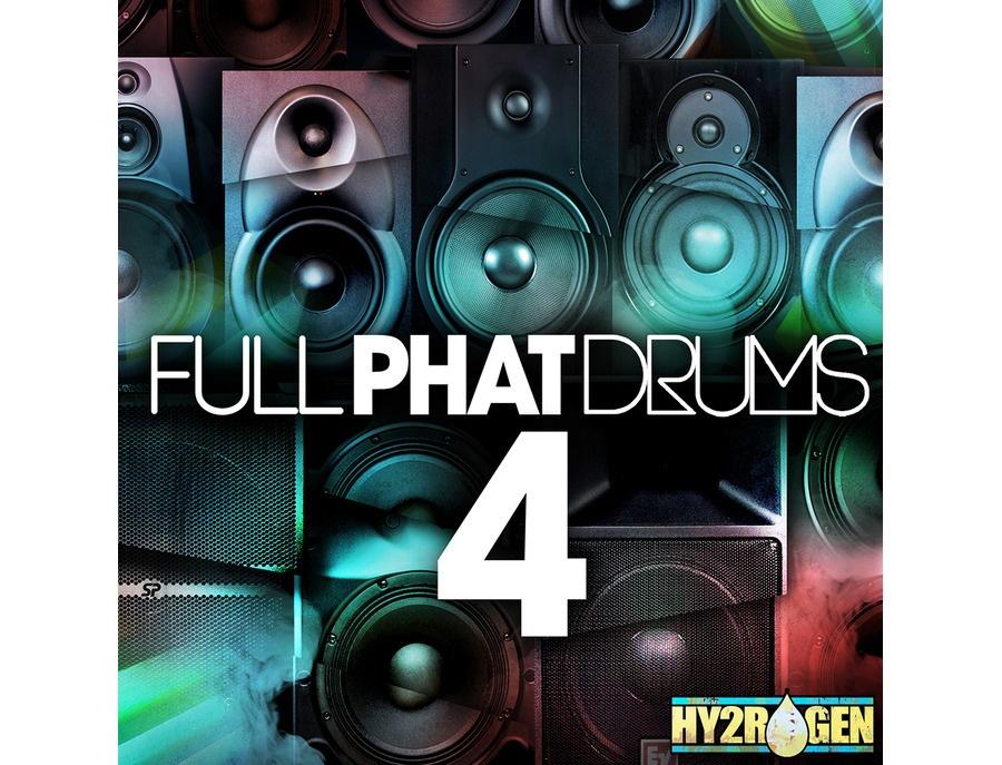 HY2ROGEN Full Phat Drums 4